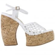 Heeled sandals Women's outlet