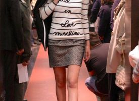 Love Moschino fashion show 5