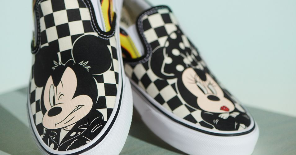 CapsuleMystyle X Disney Vans Vans Collection Collection X Disney vyNnw80mO