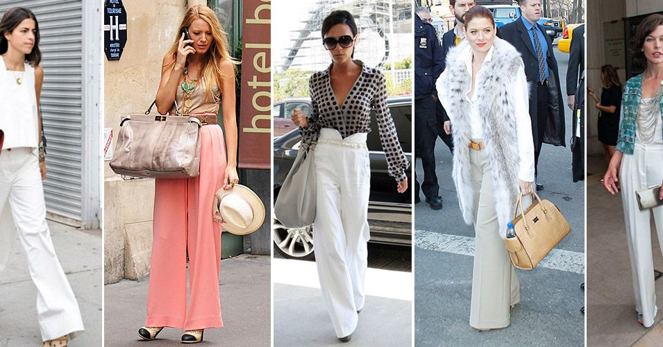 169a0753683 Spring Summer 2015 trends   Wide Pants   MyStyle Giglio EN