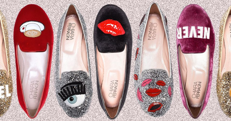 Chiara Ferragni shoes: the new collection Spring/Summer 2017