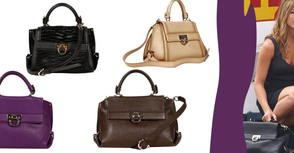 Sofia Bag by Ferragamo Style, beauty and legend