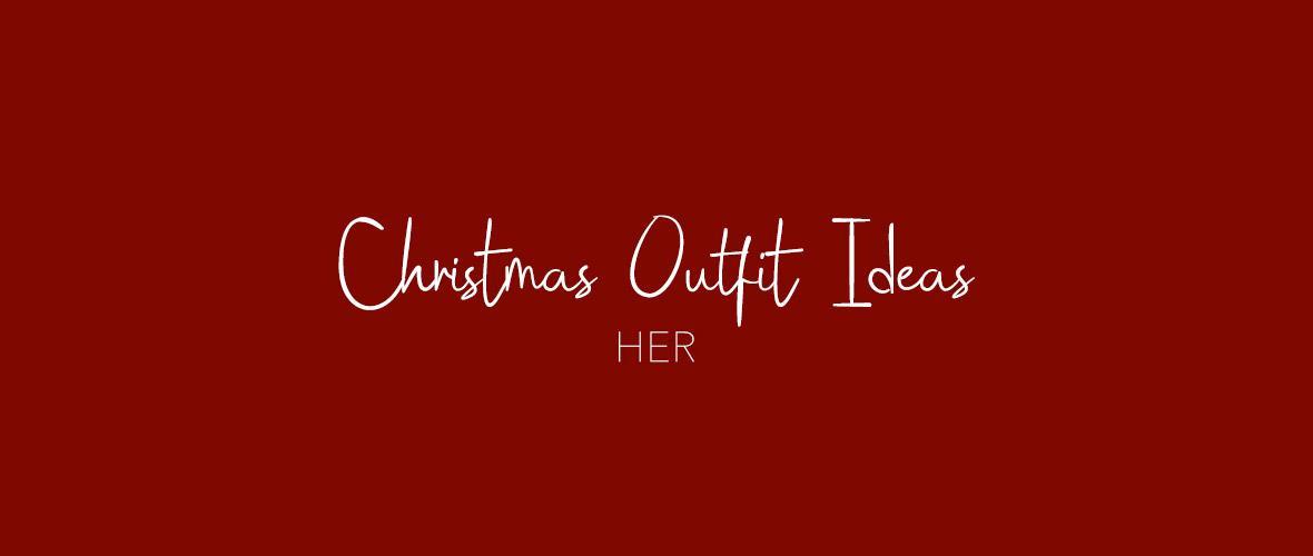 Cómo vestirse para Navidad - Mujer