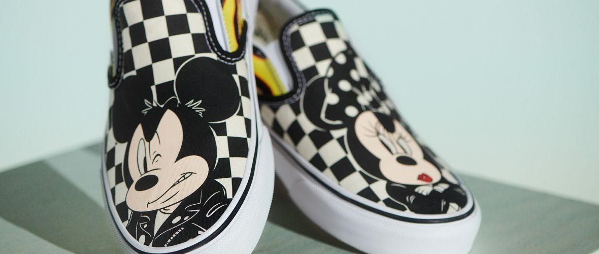 Disney X Vans胶囊系列