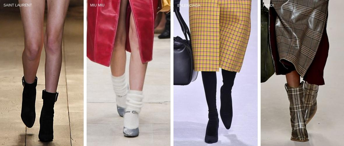 Chaussures Automne Hiver 2018-2019