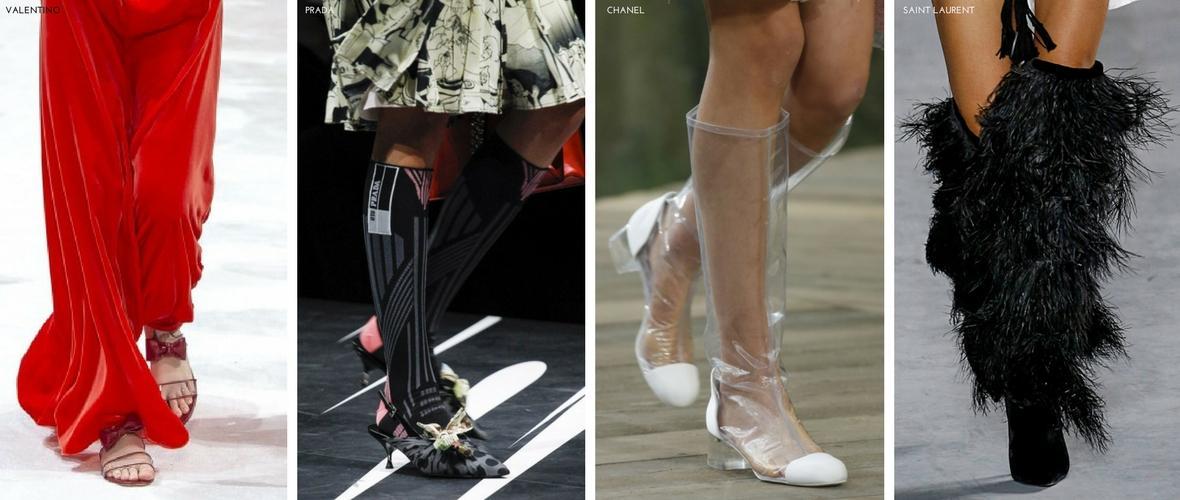 Обувь Весна/Лето 2018