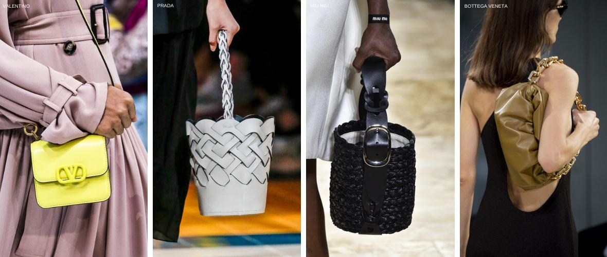 Spring Summer 2020 Bags Trends