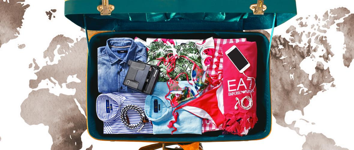 What to pack for your luxury destinations