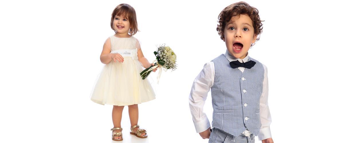 Tenue Mariage Enfant