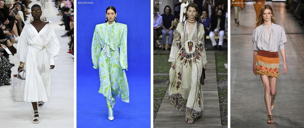 Moda Donna Primavera Estate 2020