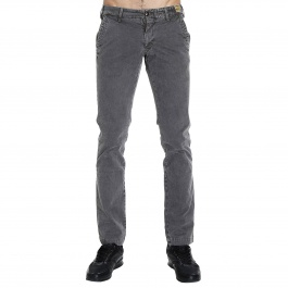 Trouser Monocrom back a41