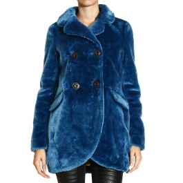 Cappotto Manila Grace Denim j05509