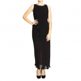 Abito Orion London mel long dress