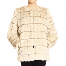 Cappotto Orion London martha faux fur coat