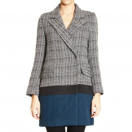 Cappotto Orion London darah coat
