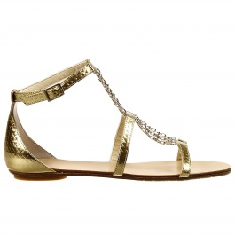 Flat shoes Jimmy Choo wyatt cbl