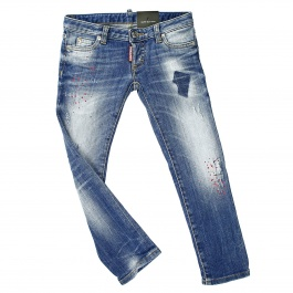 Jeans DSQUARED2 JUNIOR dq00yh d00em
