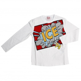 T-shirt Ice Iceberg Junior | ICEBERG ts01s17