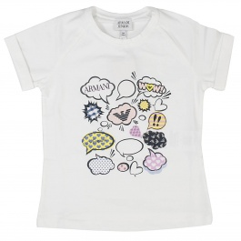 T-Shirt Armani Junior | GIORGIO ARMANI c3h01 cx