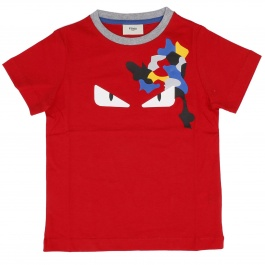 T-shirt Fendi jmi046 6mt