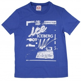T-shirt Iceberg Junior ts51s10