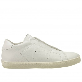 Sneakers Leather Crown m236