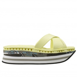 Wedge shoes Premiata moura