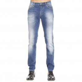 Jeans Versace Collection V600280 VT01158