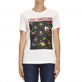 T-shirt Moschino Love W4F1416 E1732