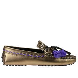 Flat shoes Tod's XXW00G0S060 DJF