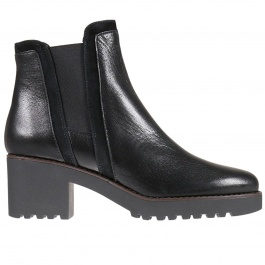 Heeled booties Hogan