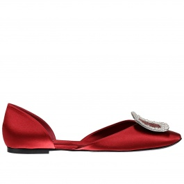 Chaussures plates Roger Vivier RVW08807290 RSO