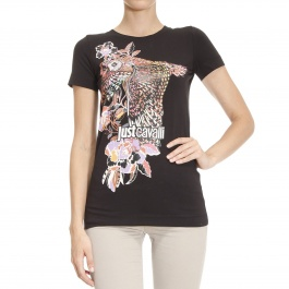 T-shirt Just Cavalli S02GC0227 N20543
