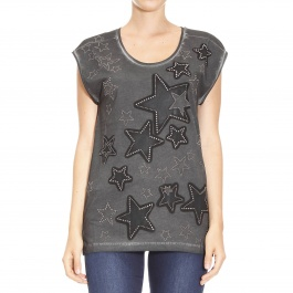 T-shirt Just Cavalli S04GC0221 N21138