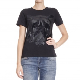 T-shirt Just Cavalli S04GC0225 N21137