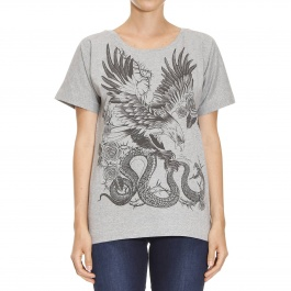T-shirt Just Cavalli S04GC0223 N21137