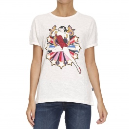 T-shirt Just Cavalli S05GC0072 N21152