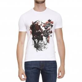 T-shirt Just Cavalli S03GC0367 N20543
