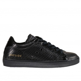 Sneakers Leather Crown WLC ONE SIDE