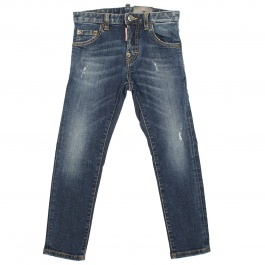 Jeans DSQUARED2 JUNIOR DQ01PW D00IY