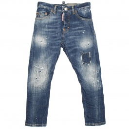 Jeans Dsquared2 Junior DQ01PU D00L4
