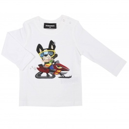 T-Shirt DSQUARED2 JUNIOR DQ01TK D00JI