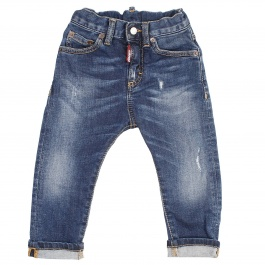 Jeans Dsquared2 Junior DQ01TC D00IY
