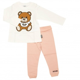 Suit Moschino Baby MUK013 E026T