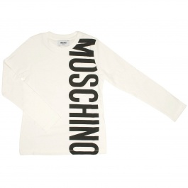 T-shirt Moschino Kid HUM01D E048L