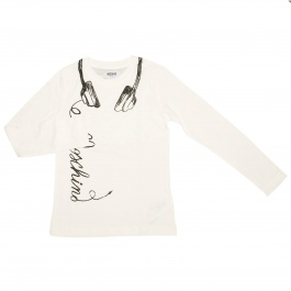 T-shirt Moschino Kid HMM008 E048L