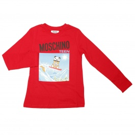 T-shirt Moschino Kid HUM01B E026T