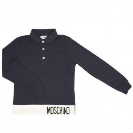 T-shirt Moschino Kid HYM00B E0406