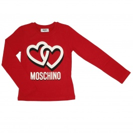 T-shirt Moschino Kid MGM017 E038Q