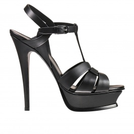 Heeled sandals Saint Laurent 457752 BZ800